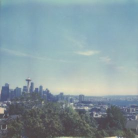 Portland + Seattle by Polaroid